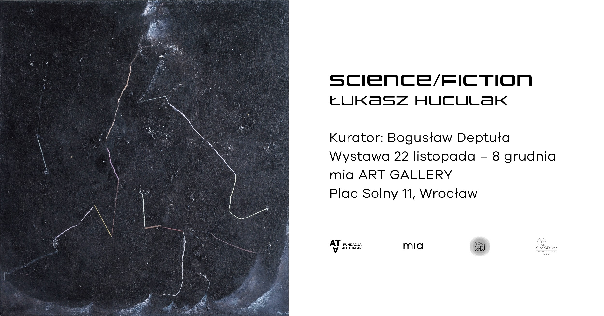 Łukasz Huculak - Science/Fiction